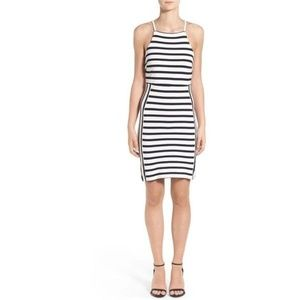cupcakes and cashmere elliot striped dress